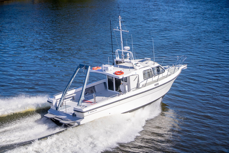 Steber's 21st vessel for Australian Government
